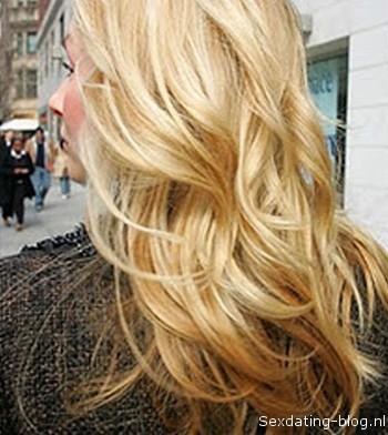 blondje sexdaten