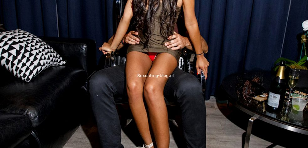 Seksfeestjes in Clubs ervaren